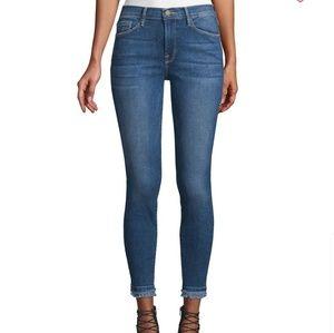 Frame Le Skinny de Jeanne Rowstock Jeans